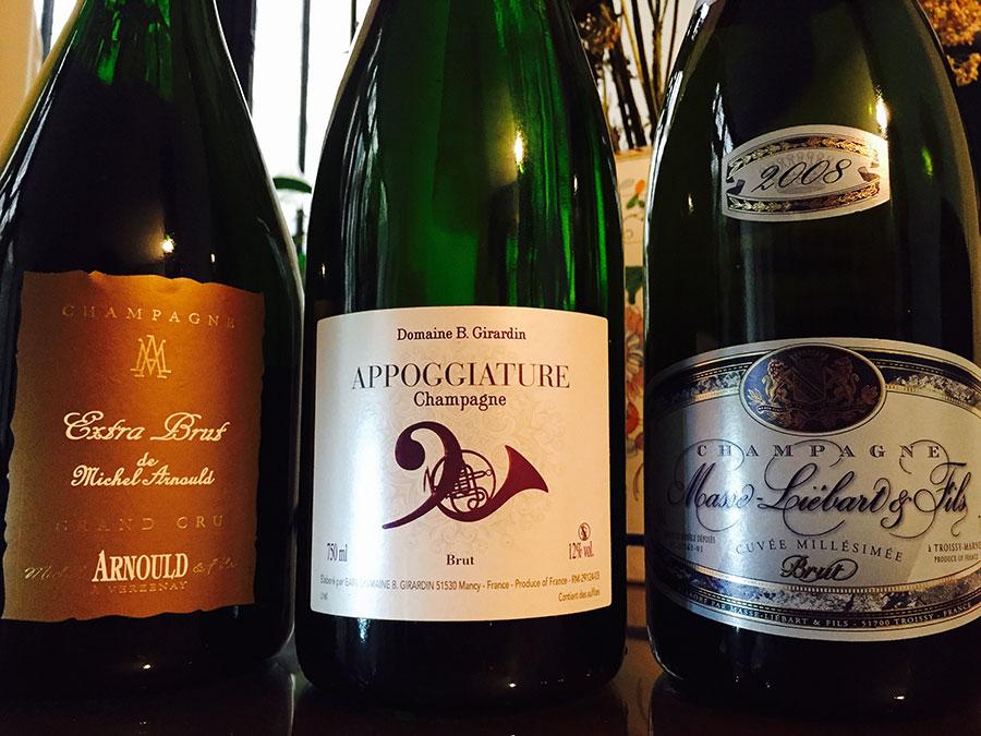 champagne b girardin