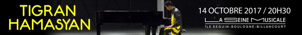 Tigran Hamasyan La Seine Musicale